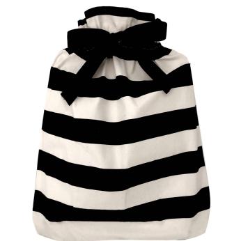 Gift Bag Striped Large