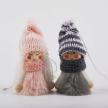 Winterland Boy & Girl Hanging Ornament Set