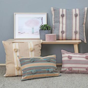 Kayin Pom-pom Cushions
