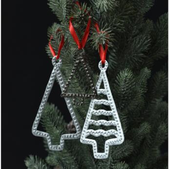 Garland Tree Cutout Ornaments
