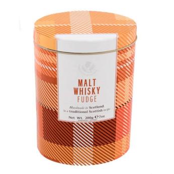 Gardiners Malt Whisky Fudge (Tartan Tin)