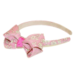 GOODY GUMDROPS LIBERTY CAPEL TURNED BOW ALICE BAND
