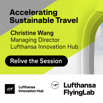 EVENT | March 18 |  LIH: Accelerating Sustainable Travel presented by Lufthansa Innovation Hub