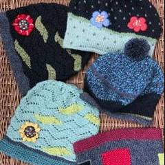 Alpaca Hats Gloves & Scarves