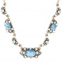 Gemma Opalescent Necklace