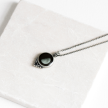 Classic Pewter Necklace