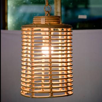 Rattan Rectangular Lamp Shade