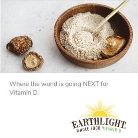 Earthlight® Whole Food Vitamin D