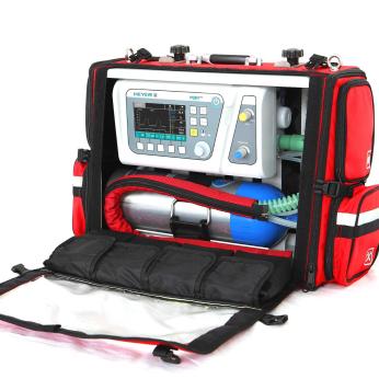Ventilator PORT+ MULTIFUNCTIONAL EMERGENCY TRANSPORT VENTILATOR