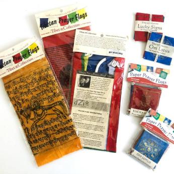 Tibet Collection - Prayer Flags
