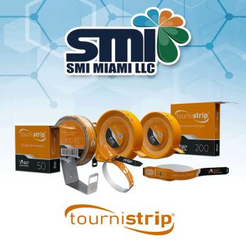 Tournistrip ™ - Torniquete descartable - Disposable tourniquet