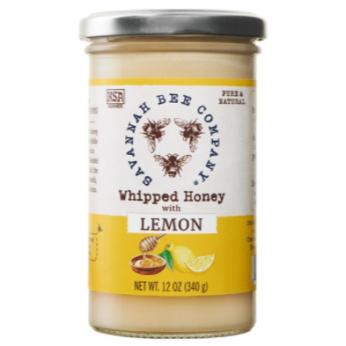 Whipped Honey with Lemon 12 oz.