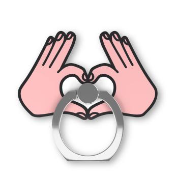 """""""Eternal Love"""" Phone Ring Holder"""