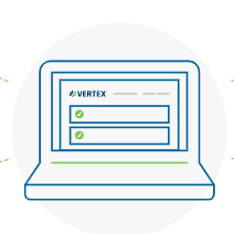 Vertex Indirect Tax O Series