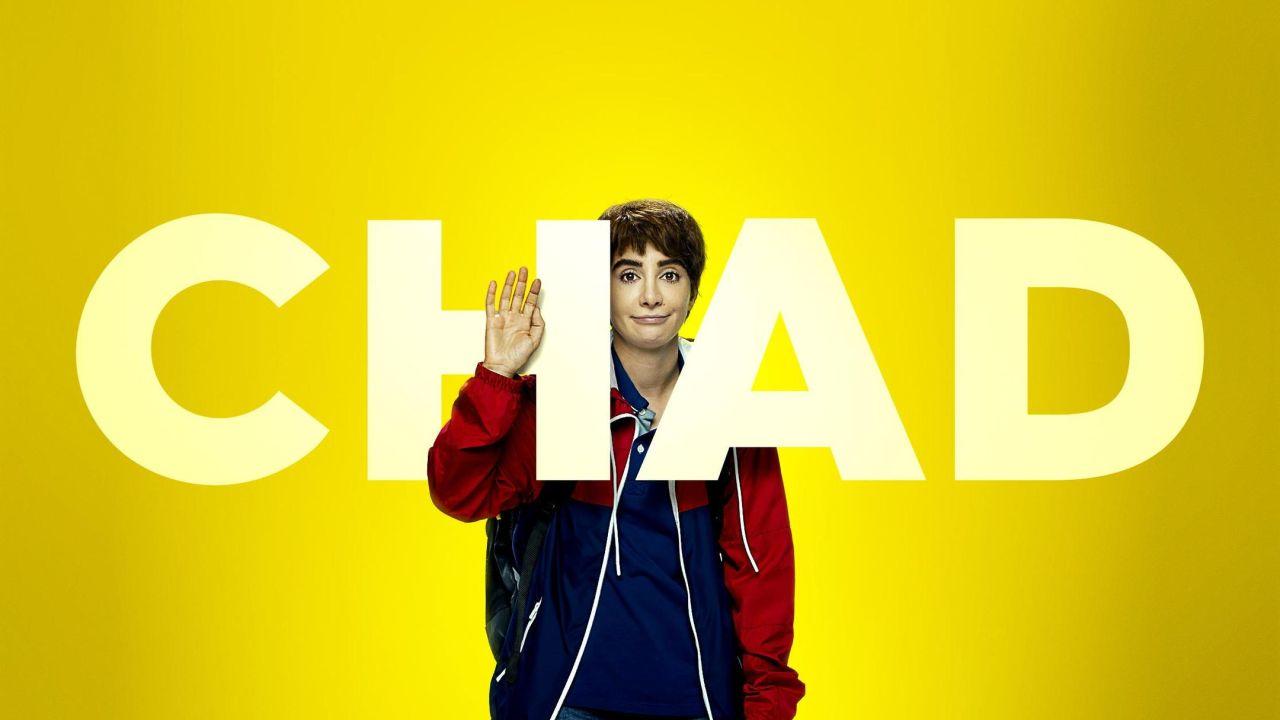 Homeroom with Nasim Pedrad, creator of TBS's new comedy series Chad
