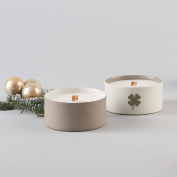 DECORATIVE OBJECTS Cylinder Candle