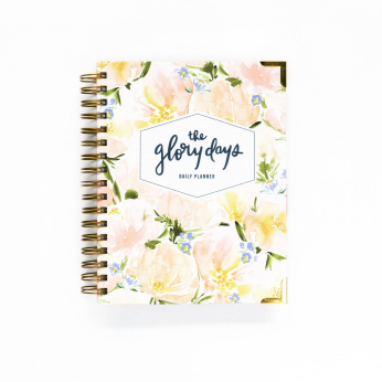 The Glory Days Daily Planner