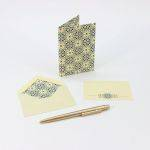 Quadrilobo Card Portfolio Small by KARTOS