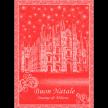 Mierco Duomo Italian Holiday Jacquard Tea Towel