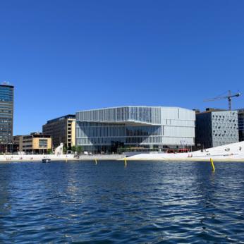 Deichmann Bibliothek   Oslo