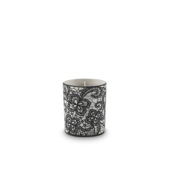 YAS Lace Patterned Candle Holder