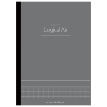 Logical Air Notebook A4(Gray /Navy)