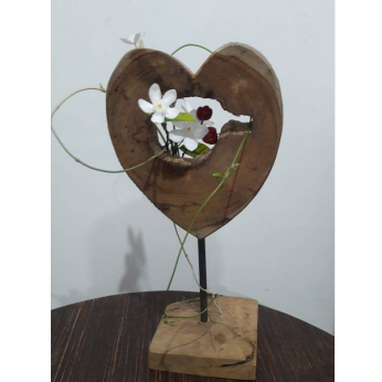 Tick Wood heart