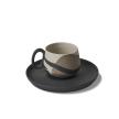COLOUR WAVE Double Color Espresso Cup / Art