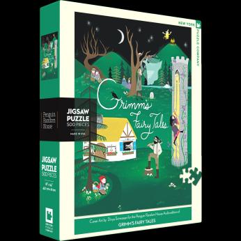 Grimm's Fairytales Puzzle
