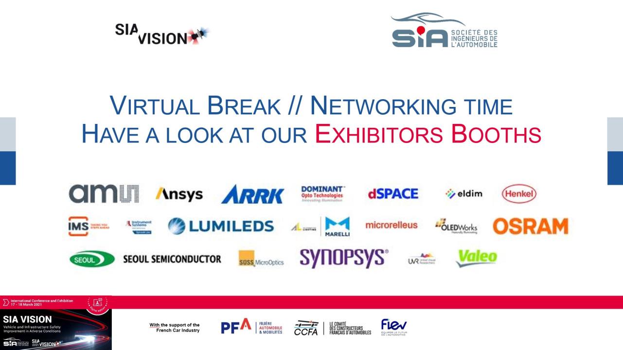 Break // Virtual Networking