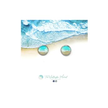 Shoreline Stud Earring Set