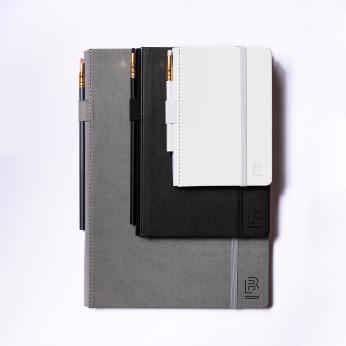 Medium Slate Notebook