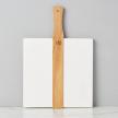 White Square Italian Charcuterie Board, Small
