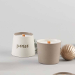 DECORATIVE OBJECTS Medium Conic Candle
