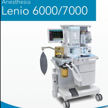 Anesthesia Lenio 7000