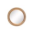 Soleil Rattan Mirror