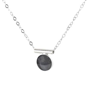 Slate Bar Necklace