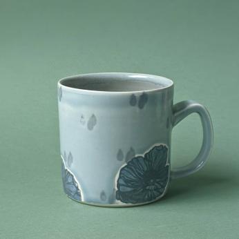 Poppy Storm - Medium Mug