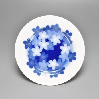 Sakura Bread Plate
