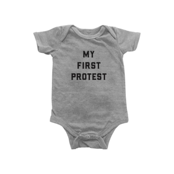 My First Protest Bodysuit