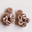 Left Over Flowers Earrings