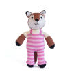 Fox in Dungarees