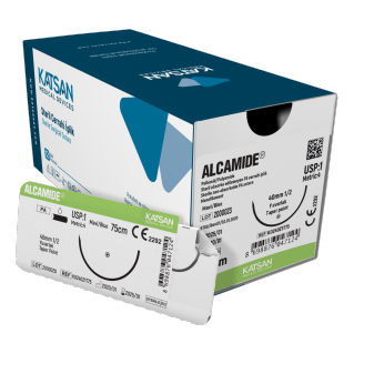 ALCAMIDE / PA, SURGICAL SUTURES