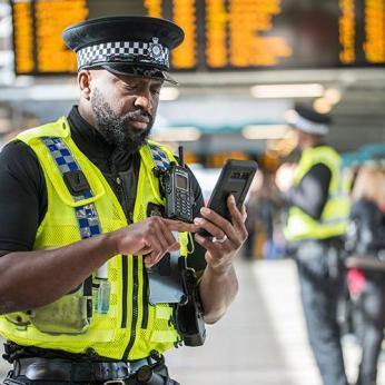 Pronto Digital Policing