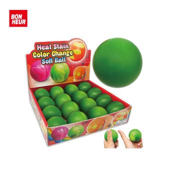 COLOR CHANGE PU SOFT BALL