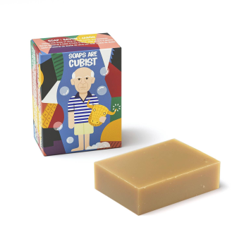 """""""Soaps are Cubist"""" Soap"""