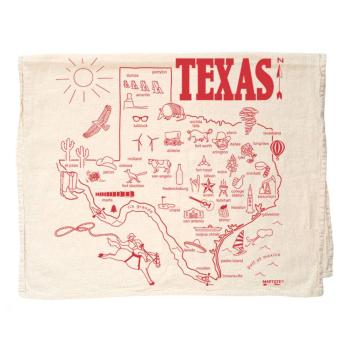 Texas Tea Towel