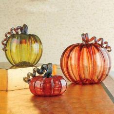 Pumpkin sets 100, 50 and 21