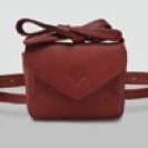 Plisse - Messaggio Belt Bag