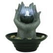 Lotus Hands Indoor Fountain
